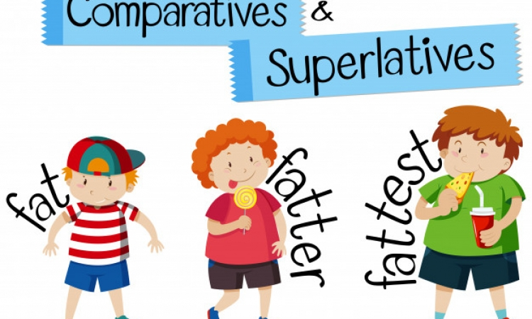Comparative and Superlative Revision (5.r.)